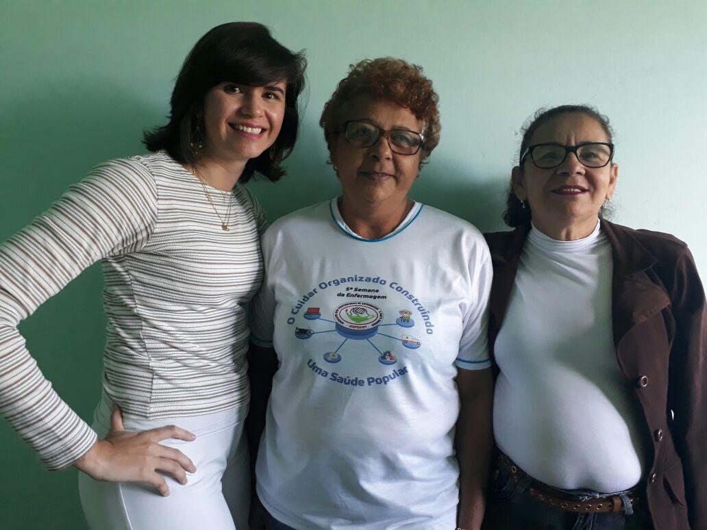 5ª Semana da Enfermagem em Barra do Bugres-MT Dias: 13 e 14 de junho de 2017