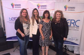 SINTERC participa da 4º edição do SENARC