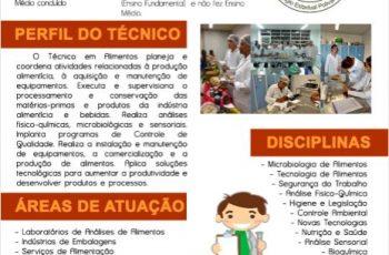 Colégio de Londrina promove Curso Técnico em Alimentos
