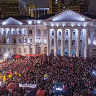 CUT e centrais sindicais farão Ato Unificado Nacional no 1º de Maio, em Curitiba