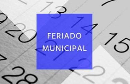 Resultado de imagem para feriado municipal