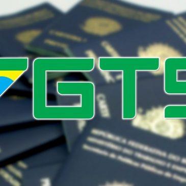 Pedido de devolução da multa de 40% do FGTS configura dano moral