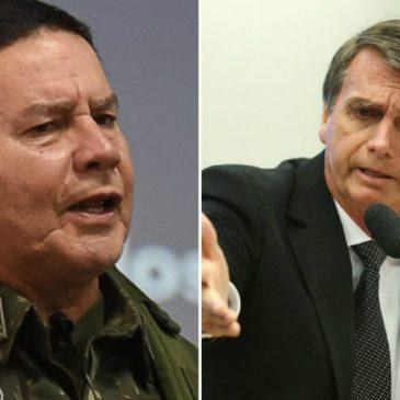 Vice de Bolsonaro volta a propor o fim do 13º salário