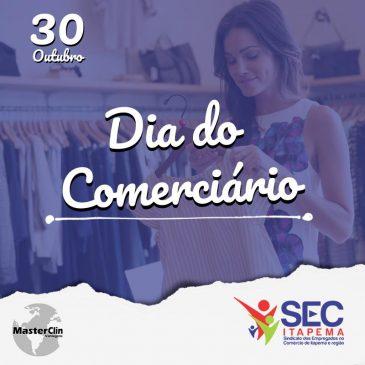 30 de Outubro – Dia do Comerciário