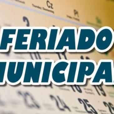 Amanhã é Feriado Municipal em Itapema
