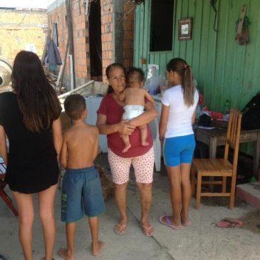 Tragédia no Natal em SP une família em Itapema
