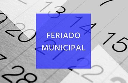 Amanhã é Feriado Municipal em Bombinhas