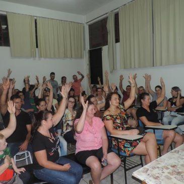 Servidores do município de São Carlos decretam Estado de Greve
