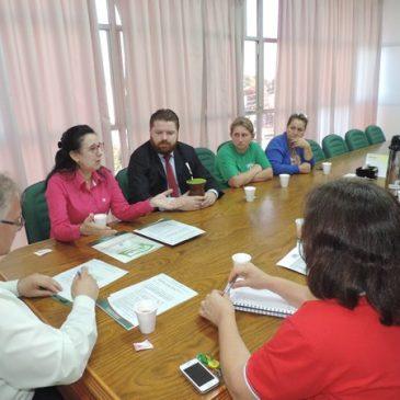 Direção do SITESPM-CHR e Governo Municipal de Pinhalzinho discutem sobre polêmico laudo pericial das condições de trabalho