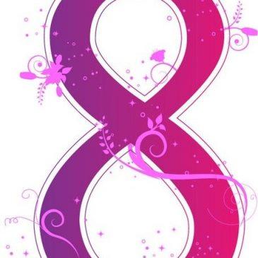 8 de março— Mulheres na luta sempre!!!