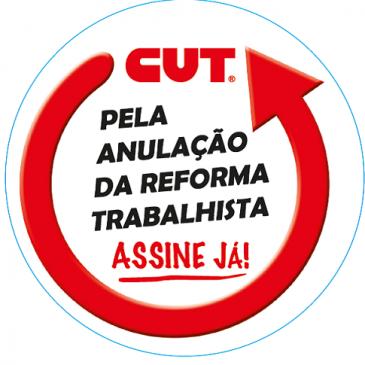 Pela anulação da Reforma Trabalhista