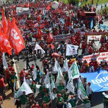 Só eleições limpas e o voto consciente podem por fim ao golpe