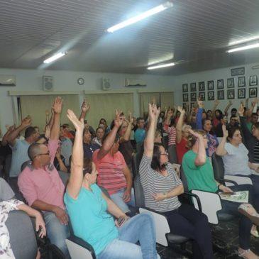 Servidores de São Domingos rejeitam proposta de Governo em Assembleia e continuam em Estado de Greve