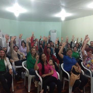 Servidores de Abelardo Luz rejeitam proposta do Governo e decretam Estado de Greve