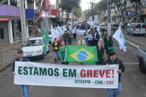 CONSTATAÇÃO: O Governo Lírio Dagort e Adriano Bortolanza mais uma vez demonstra descaso com os servidores da Prefeitura de Xaxim
