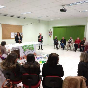 Servidores Aposentados sindicalizados se reúnem para formação sindical