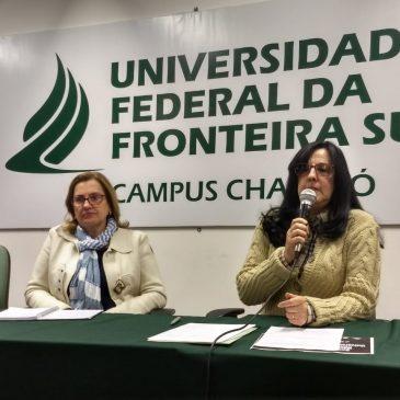 """SITESPM-CHR firma convênio com UFFS e amplia projeto """"Cinema do Trabalhador/a"""""""