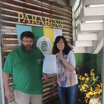 SERVIDORES DA PREFEITURA DE ABELARDO LUZ FARÃO GREVE!