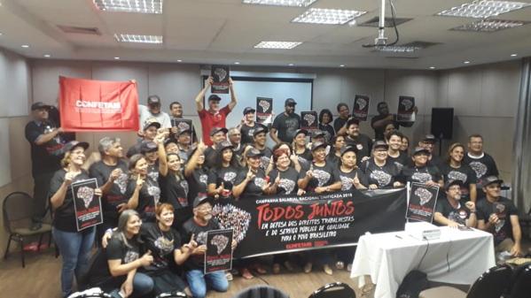 Campanha Salarial da Confetam coloca luta pelo direto como elemento de unidade entre servidores e população