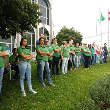 Professores ACTs suspendem greve no município de Abelardo Luz