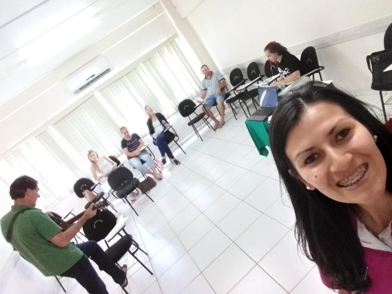 Primeira Etapa do Curso Letras e Lutas é realizado com jovens da Base do SITESPM-CHR