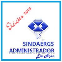 Eleições SINDAERGS – 2018