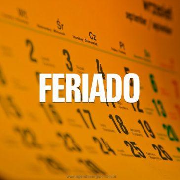 FERIADOS DE MARÇO