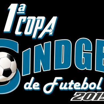 1º COPA SINDGEL DE FUTEBOL