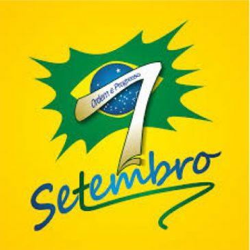 FERIADO 7 DE SETEMBRO