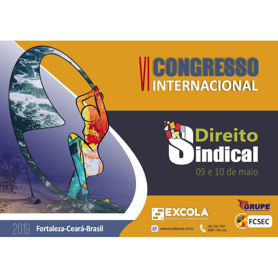 VI Congresso Internacional de Direito Sindical