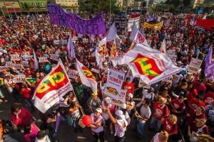 CTB convoca abril de lutas e greve geral – dia 28 vamos parar o Brasil!