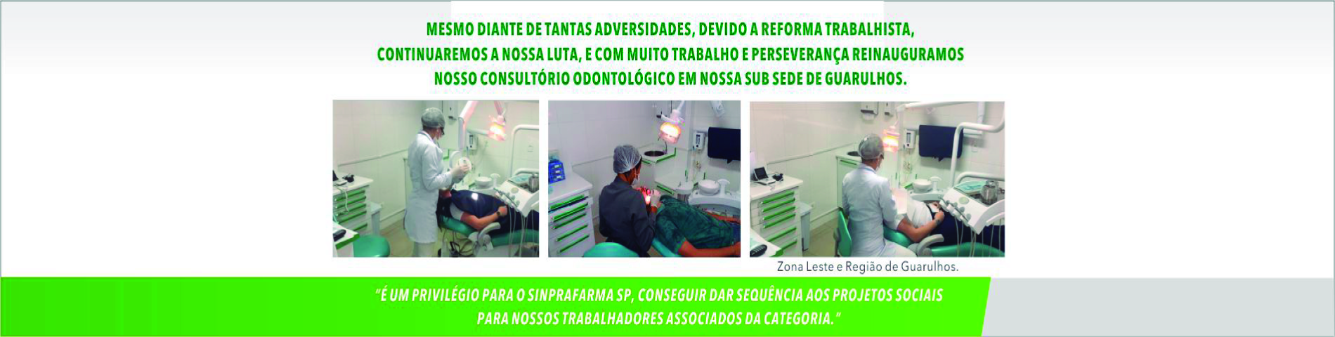 Odontológico Subsede Guarulhos