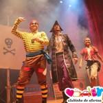 Clubinho de Ofertas - atrações infantis com desconto - Frozen Fever - Piratas do Caramba