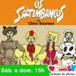 Clubinho de Ofertas - teatro infantil com desconto - Saltimbancos