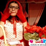 Clubinho de Ofertas - teatro infantil com desconto – A Chapeuzinho Vermelho