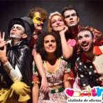 Clubinho de Ofertas - atrações infantis com desconto - Anita a menina e o circo