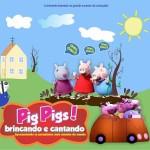 Pig Pig's Brincando e Cantando, Teatro BTC