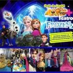 Café da manhã mais Frozen 2 no Teatro, Teatro BTC