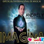 Clubinho de Ofertas - atrações infantis com desconto - Espetáculo de Mágica: Imagina