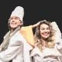 A Bruxa Das Cores e o Mago Dos Sabores, no Teatro Ziembinski