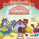 Clubinho de Ofertas - atrações infantis com desconto - Lá na Casa da Galinha Pintadinha