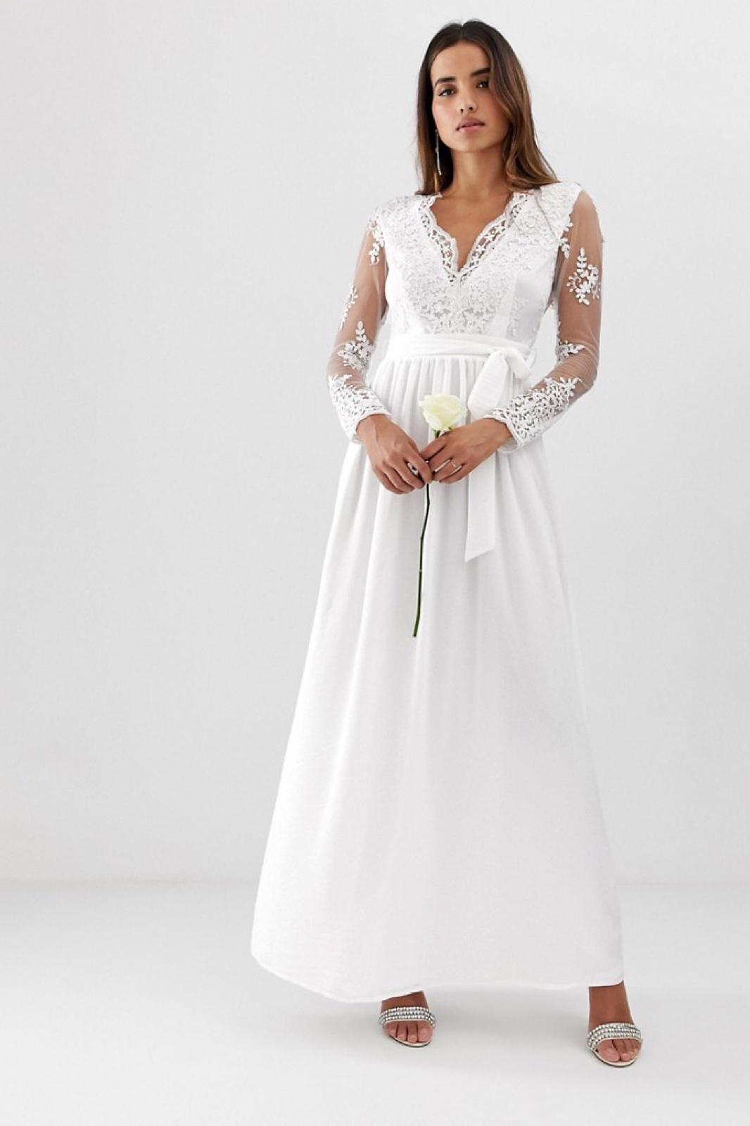 Tienda De Vestidos De Novia Para Matrimonio Civil