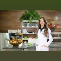 Nutricionista Raffaela Barros
