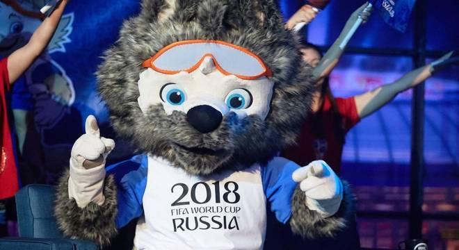 Zabivaka será o mascote da Copa do Mundo da Rússia