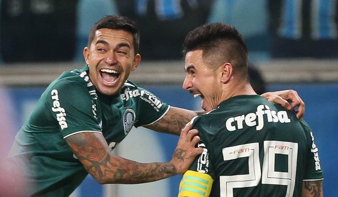 William fez dois e garantiu a vitória do Palmeiras