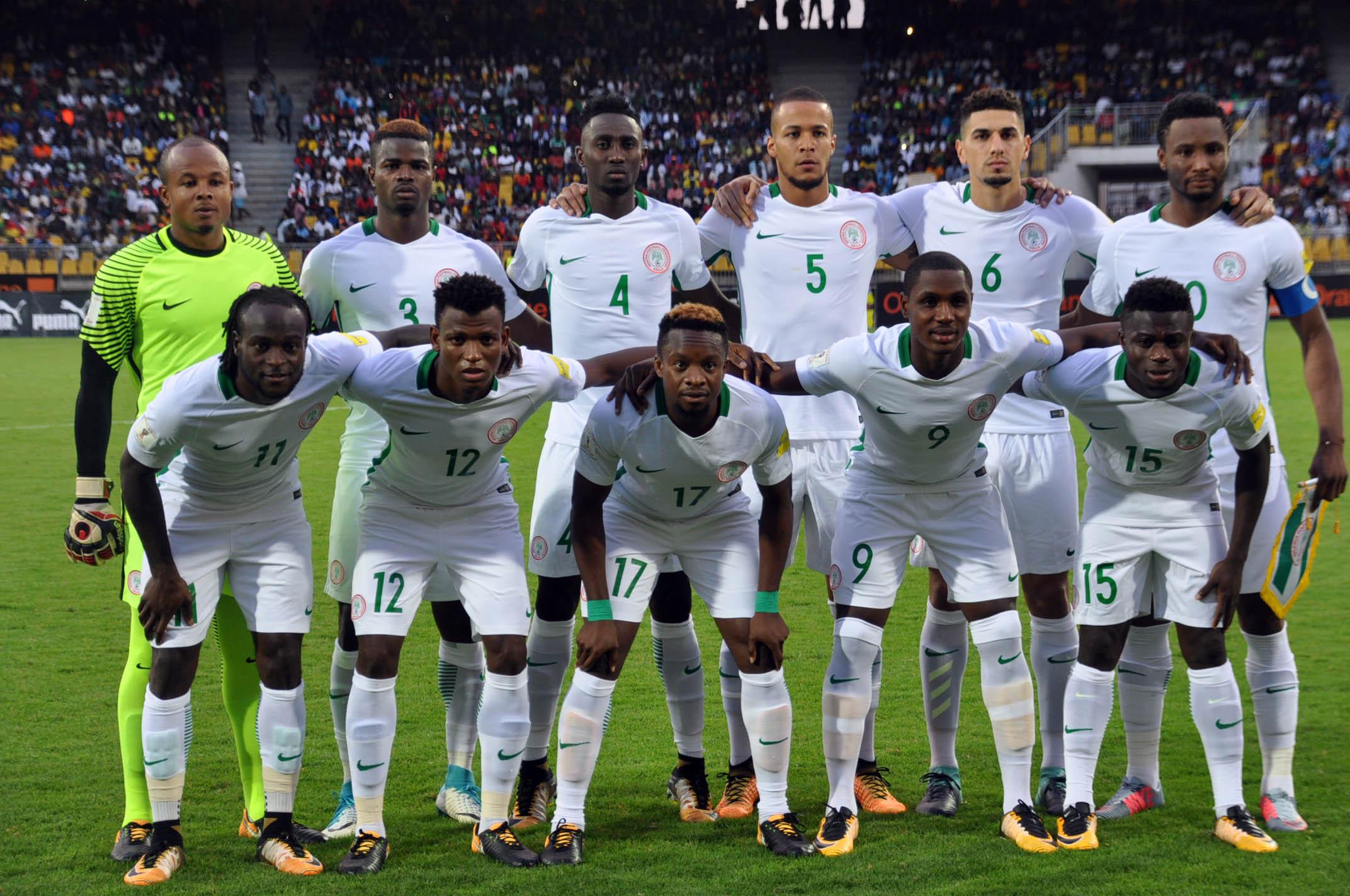 Nigéria tenta quebrar tabu e avançar além das oitavas de final