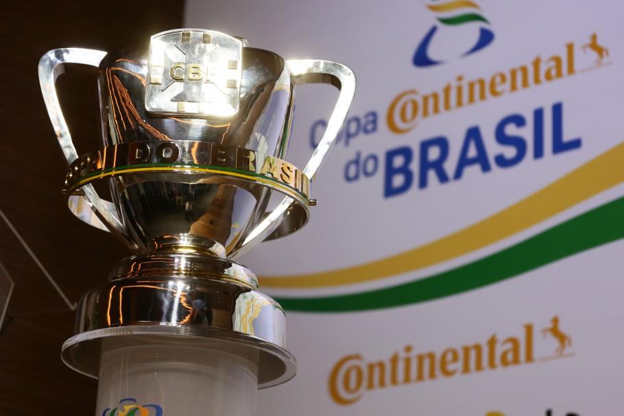 Vagas na final da Copa do Brasil serão definidas nesta quarta (26)