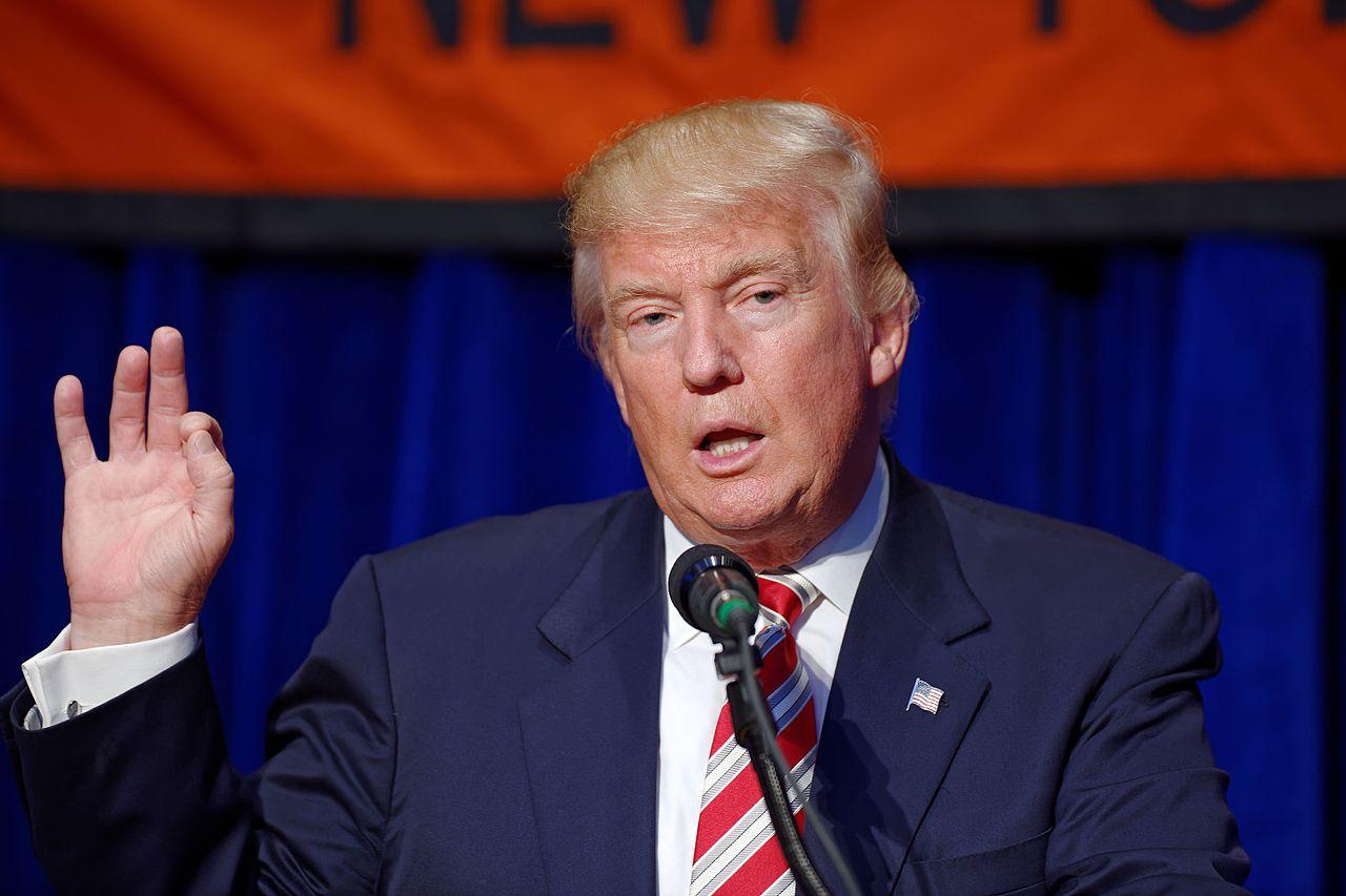 Trump classificou o autor do ataque como um indivíduo muito doente