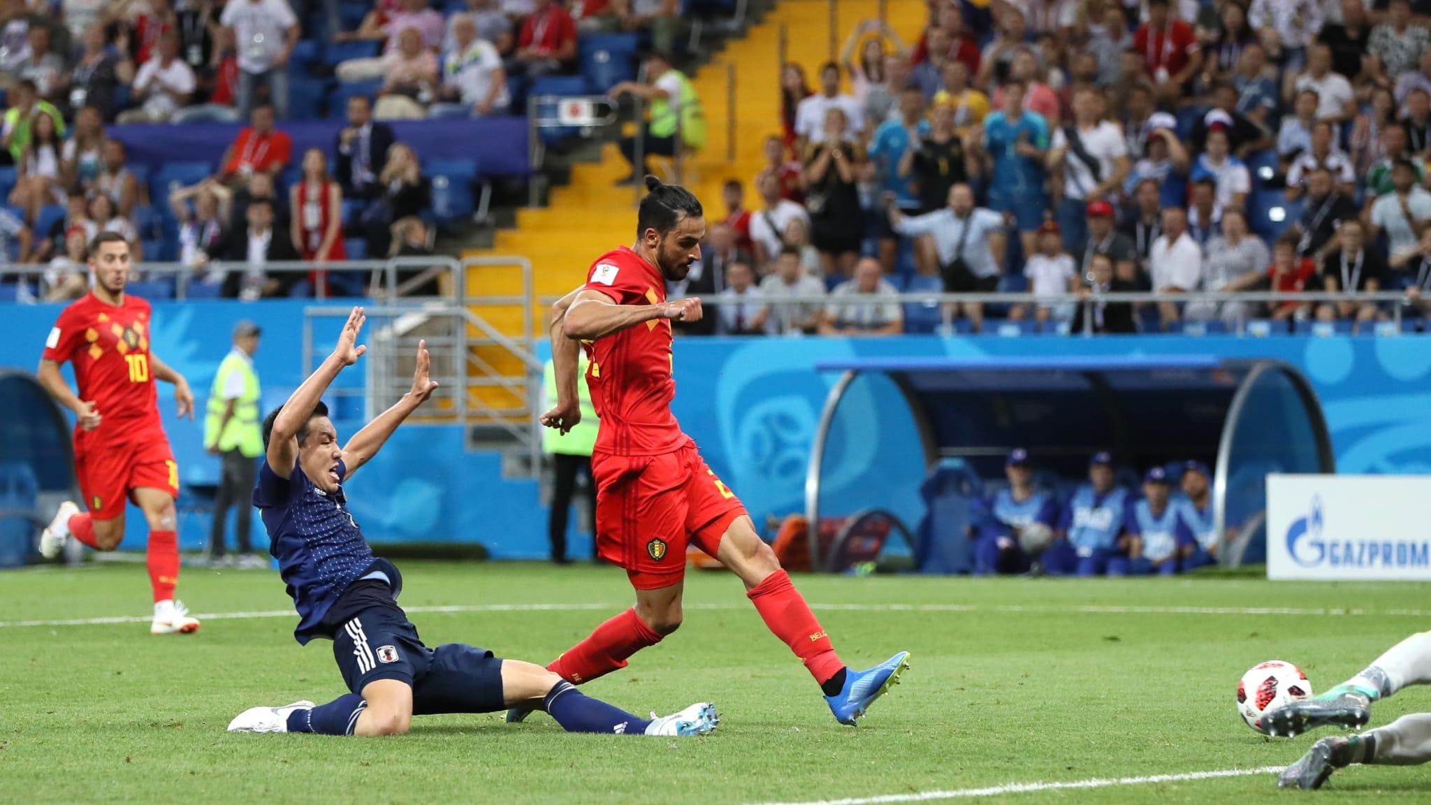 Bélgica chegou a estar perdendo por dois a zero, mas virou o jogo contra o Japão e enfrenta o Brasil na próxima fase