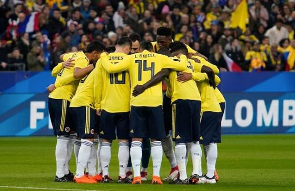 Seleção colombiana chega à Rússia buscando superar campanha de 2014, no Brasil